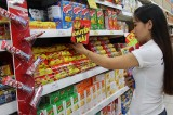 Thị trường bánh kẹo: Hàng Việt chiếm ưu thế