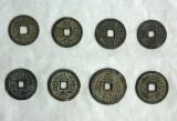 Bộ sưu tập tiền kim loại Việt Nam tại Bảo tàng Bình Dương