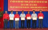 Bắc Tân Uyên: Họp mặt kỷ niệm Ngày thành lập Hội Chữ thập đỏ Việt Nam
