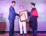 Cụ Huỳnh Văn Ráng chính thức được xác lập kỷ lục châu Á 4 lần chinh phục đỉnh Phan-Xi-Păng