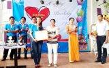 Nhóm từ thiện Bình Dương nhân ái kỷ niệm 3 năm thành lập