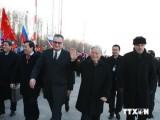 Tổng Bí thư Nguyễn Phú Trọng bắt đầu thăm chính thức Liên bang Nga
