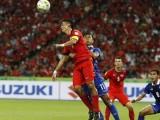 Penalty phút 89, Thái Lan thắng kịch tính trước Singapore