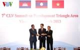 Thủ tướng dự hội nghị cấp cao Tam giác phát triển lần 8