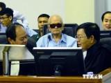 Campuchia: Hoãn phiên tòa xét xử hai cựu thủ lĩnh Khmer Đỏ