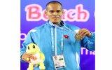 Đại hội thể thao bãi biển châu Á 2014: Bình Dương giành 1 HCV, 1 HCB môn thể hình