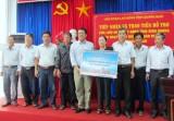 Liên đoàn lao động tỉnh Bình Dương: Hỗ trợ 1,2 tỷ đồng cho các nghiệp đoàn cá miền Trung