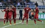Thắng đậm Lào, đội tuyển Việt Nam rộng cửa vào bán kết