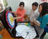 """Thực hiện đề án """"Phát triển thiết bị dạy học tự làm"""": Phát huy tính sáng tạo của giáo viên"""