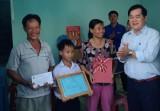 Hội Đồng đội thị xã Thuận An: Bàn giao nhà Khăn quàng đỏ