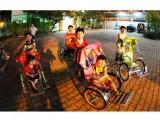 Xích lô mini: Sân chơi mới cho trẻ em