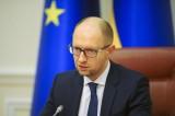 Ukraine: Ông Arseny Yatseniuk tiếp tục giữ chức thủ tướng