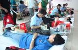 Đoàn Khối các cơ quan tỉnh tổ chức hiến máu tình nguyện đợt III năm 2014