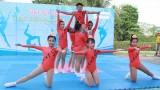 Hội thi Aerobic TX.Thuận An năm 2014: 41 đội tham gia