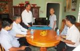 Ủy ban MTTQ Việt Nam tỉnh: Trao trang thiết bị nội thất cho gia đình chính sách tại huyện Bàu Bàng