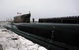 Tàu ngầm nguyên tử Nga bắn thử tên lửa liên lục địa Bulava