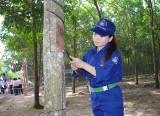Đoàn Thanh niên Nông trường Cao su Long Nguyên: Phát huy vai trò xung kích