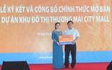 Công ty cổ phần địa ốc Kim Oanh: Mở bán đất nền khu đô thị thương mại City Mall