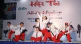 Hội thi Các nhóm nhảy Hiphop TX.Dĩ An mở rộng năm 2014: Ngẫu Hứng Team giải nhất