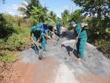 Xã Hiếu Liêm, huyện Bắc Tân Uyên: Phối hợp làm công tác dân vận