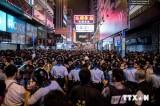 Lãnh đạo Hong Kong bác bỏ đề nghị đàm phán của người biểu tình