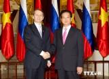 Việt Nam và Nga cần ủng hộ lẫn nhau trên diễn đàn quốc tế