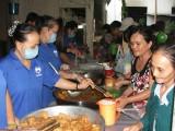 Vận động hơn 9 tỷ đồng lo bữa ăn cho bệnh nhân nghèo