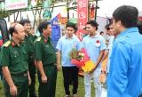 Lực lượng vũ trang TP.Thủ Dầu Một: Thi đua hoàn thành nhiệm vụ năm 2014