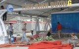 Hội chợ ngành công thương vùng Đông Nam bộ: Đã sẵn sàng cho ngày khai mạc