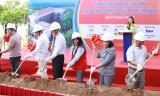 Trung tâm nhân đạo Quê Hương: Khởi công xây dựng nhà ở đa năng nuôi dạy trẻ mồ côi