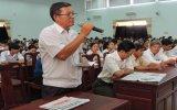 Đoàn đại biểu Quốc hội tỉnh Bình Dương tiếp xúc cử tri