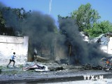 Somalia: Đánh bom liều chết nhằm vào đoàn xe Liên hợp quốc