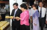 Tưng bừng khai mạc Hội chợ ngành công thương vùng Đông Nam bộ