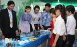 Hội chợ ngành công thương vùng Đông Nam bộ - triển lãm ngành thủ công mỹ nghệ năm 2014: Cầu nối giữa sản xuất và tiêu dùng