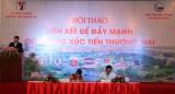 Hội thảo liên kết để đẩy mạnh xúc tiến thương mại