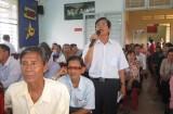 Đoàn đại biểu Quốc hội tỉnh tiếp xúc cử tri TP.TDM, thị xã Thuận An, huyện Bắc Tân Uyên và huyện Dầu Tiếng