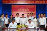 Ban Dân vận Tỉnh ủy và Ngân hàng Nhà nước ký kết phối hợp công tác