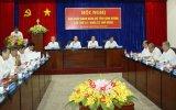 Bình Dương: Tổ chức hội nghị Ban Chấp hành Đảng bộ tỉnh lần thứ 19 - khóa IX (mở rộng)