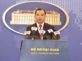 Việt Nam hoan nghênh Hạ viện Hoa Kỳ thông qua nghị quyết về Biển Đông