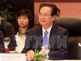 Thủ tướng dự Diễn đàn Đối tác phát triển Việt Nam 2014