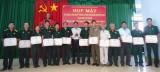 Hội Cựu chiến binh huyện Phú Giáo: Trên 99% hội viên đạt tiêu chuẩn gương mẫu