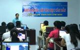 Tiếp tục mở các lớp tin học miễn phí cho thanh niên công nhân