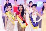 Cô sinh viên Đại học Ngoại thương đăng quang Hoa hậu Việt Nam 2014
