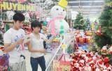 Khuyến mại dịp Giáng sinh tại Big C