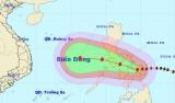 Bão Hagupit càn quét Philippines ngay cửa ngõ biển Đông