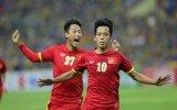 Việt Nam xuất sắc đá bại Malaysia 2-1