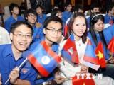 Khai mạc Hội nghị hợp tác thanh niên Việt Nam-Lào-Campuchia 2014