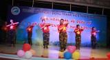 Liên hoan Dân vũ quốc tế và Lễ hội cười tỉnh Bình Dương lần thứ I năm 2014: Nhóm Tươi đoạt giải nhất
