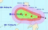 Yêu cầu chủ động các biện pháp đối phó với bão Hagupit