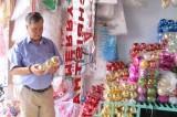 Thị trường mùa Giáng sinh bắt đầu sôi động